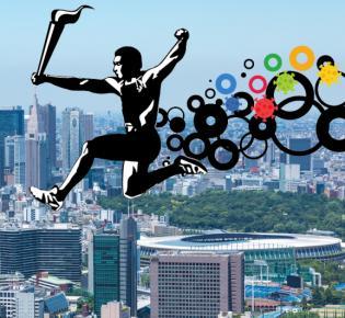 Symbolbild Olympia 2021 in tokio