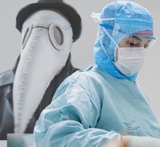 Symbolbild Seuchenbekämpfung