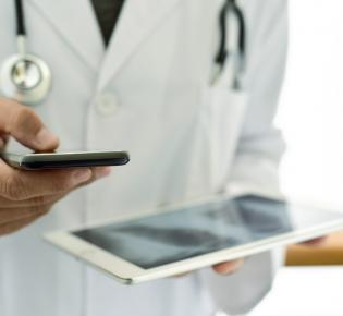 Symbolbild Medizininformatik
