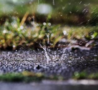 Symbolbild Regen
