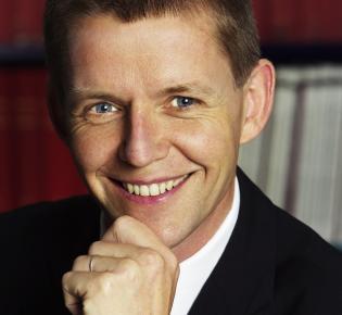 Dieter Michelson vom Auktionshaus Köhler