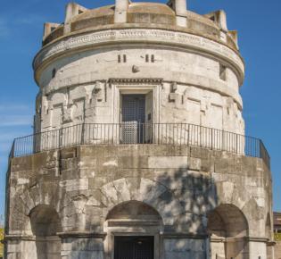 Mausoleum Theoderichs in Ravenna