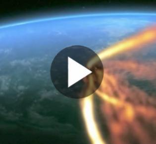 Symbolbild Asteroidenabwehr