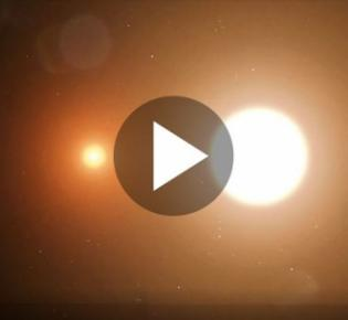 Symbolbild Exoplanet