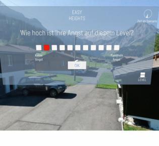 VR-App gegen Höhenangst