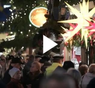 Symbolbild Weihnachtsmarkt