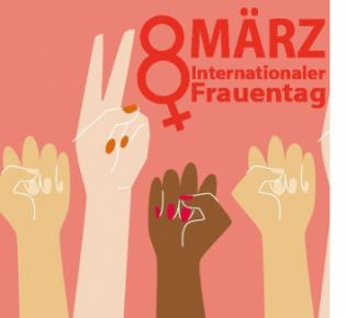 8. März - Internationaler Frauentag