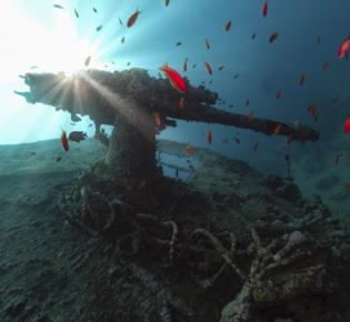 "Wrack der SS ""Thistlegorm"", Rotes Meer"
