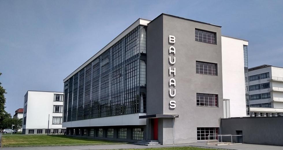 Bauhausgebäude, Dessau