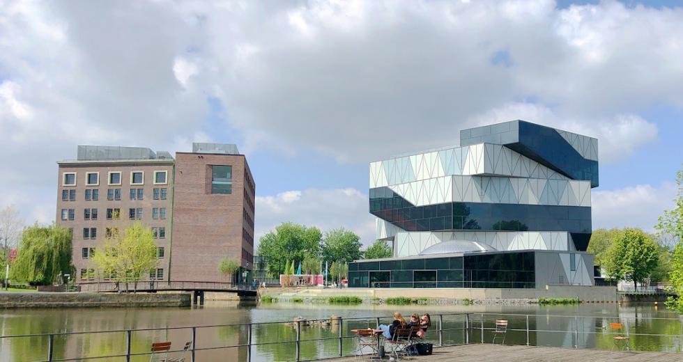 experimenta-Gebäude, Heilbronn