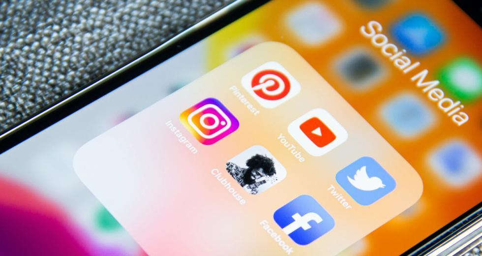 Symbolbild Social-Media-Apps