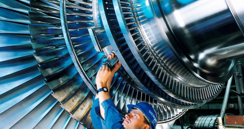 Arabelle-Turbine von Siemens