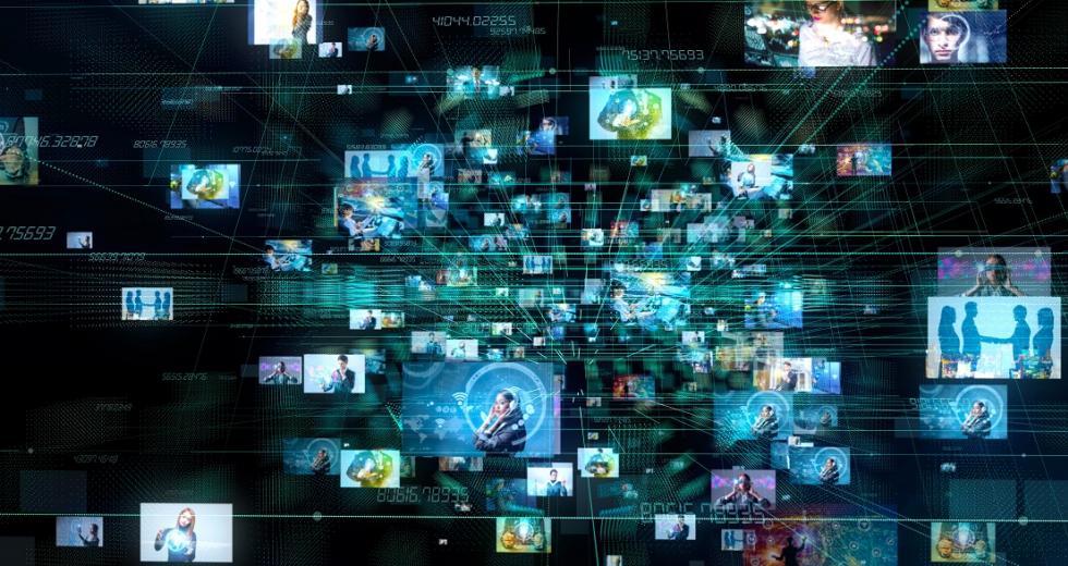 Symbolbild Kommunikation im Internet