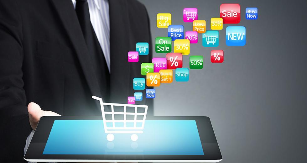 Visualisierung von Online-Shopping