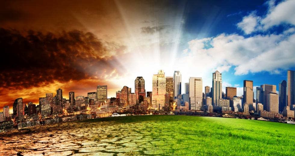 Klimawandel und Dürre