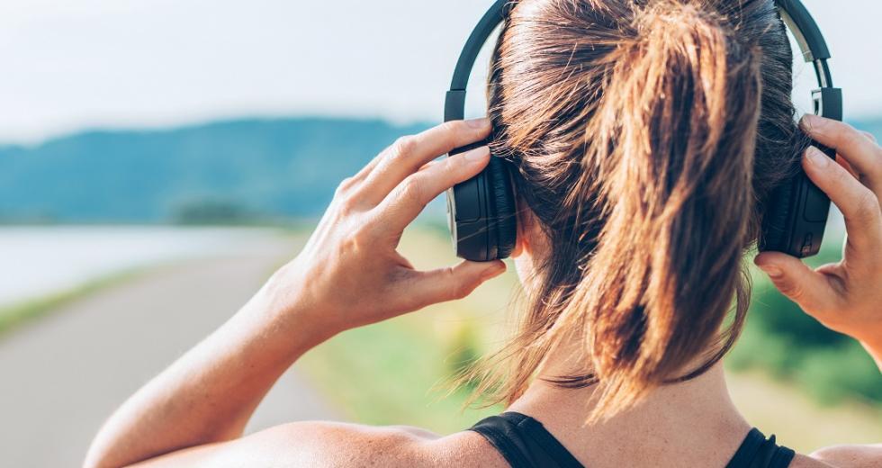 Symbolbild Kopfhörer