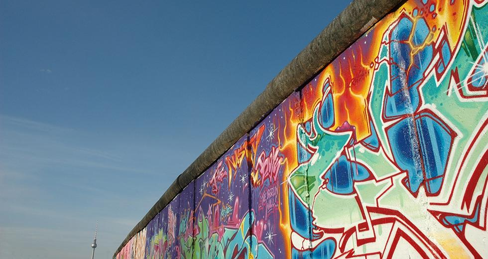 Die Berliner Mauer - Symbol des geteilten Deutschland