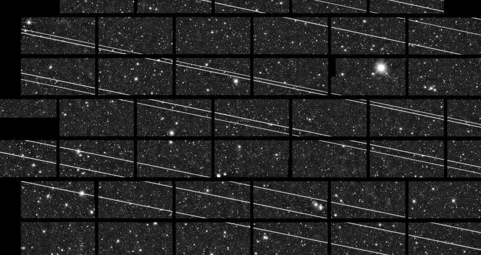 Image from Blanco 4-meter telescope at the Cerro Tololo Inter-American Observatory (CTIO)