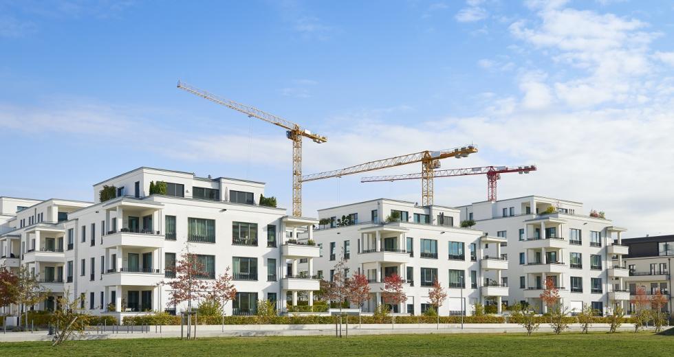 Symbolbild Wohnungsbau
