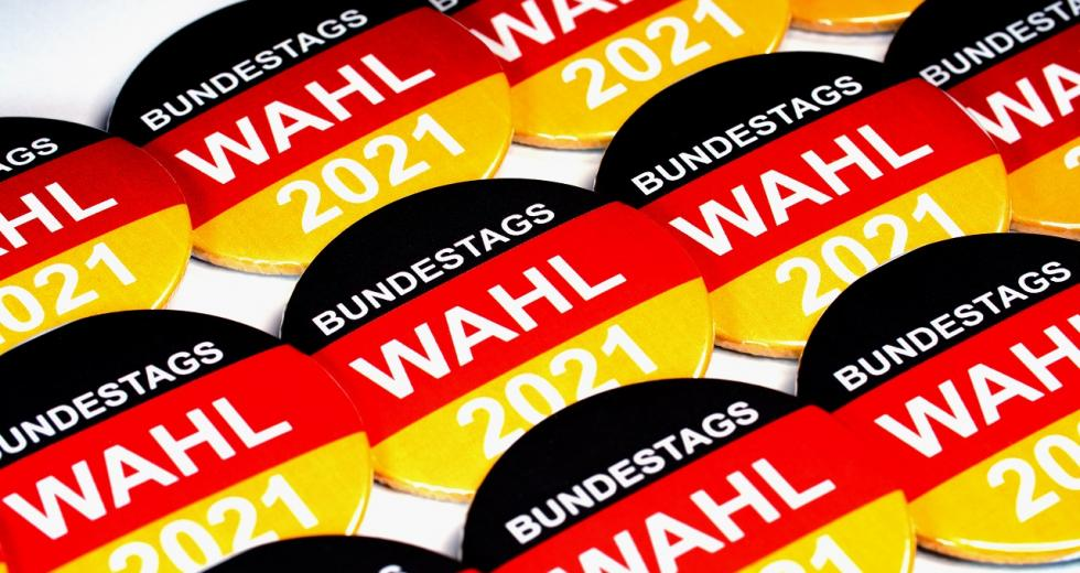 Symbolbild Bundestagswahl 2021