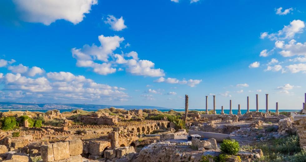 Ruinen von Tyrus