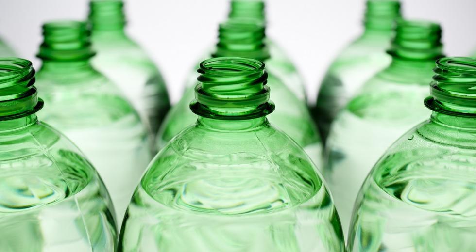 Symbolbild Plastikflaschen