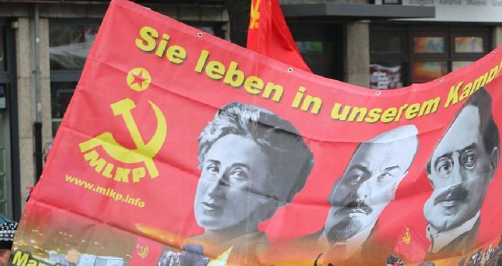 Rosa-Luxemburg-Demo, 2016