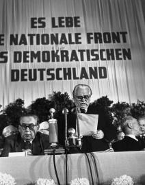 1949 / Wilhelm Pieck / DDR