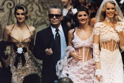 Der Modezar - Karl Lagerfeld