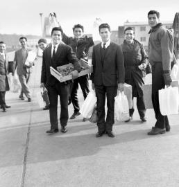 Italiener in Wolfsburg - 60er Jahre