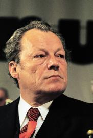 Misstrauensvotum gegen Brandt