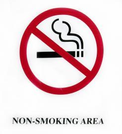 Nichtraucherschild 2007