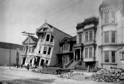 San Francisco: nach dem Beben