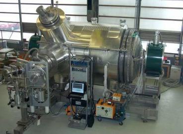KATRIN-Vorspektrometer zur Neutrinomessung, Forschungszentrum Karlsruhe, FZK