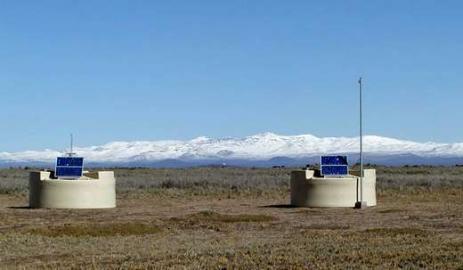 Pierre-Auger-Observatorium_in_Argentinien, Forschungszentrum Karlsruhe, FZK