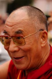 Der gegenwärtige Dalai Lama