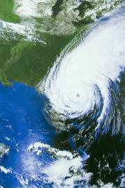 Hurrikan über Florida