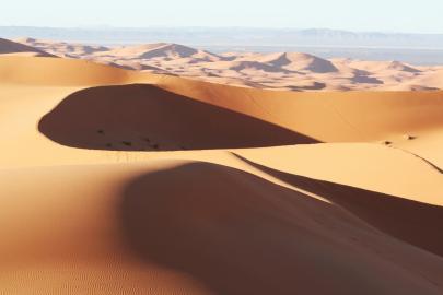 Die Sahara - die größte Wüste der Erde