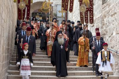 Ostern in Jerusalem