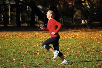 Vorbereitung: Der Teilnahme an einem Marathon geht ein intensiver Trainingsplan voraus.