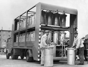 Gastarbeiter in den 50er Jahren