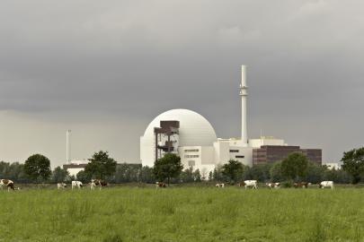 28. Februar 1982 - Demonstrationen gegen das Kernkraftwerk Brokdorf