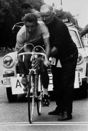 1964 / aus aller Welt / Sport / Jacques Anquetil während der Tour de France 1964