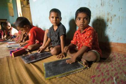 Armut bedingt auch Bildungsarmut