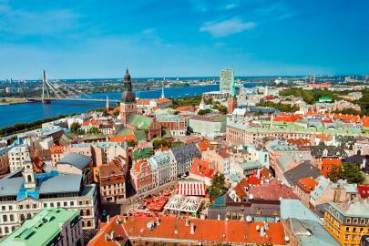 Historischer Stadtkern von Riga