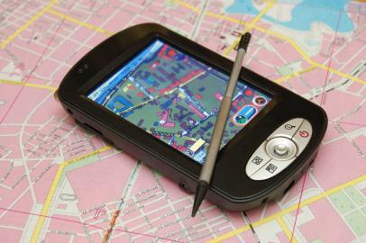 Navigation mit GPS
