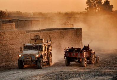 Afghanistan kommt nicht zur Ruhe