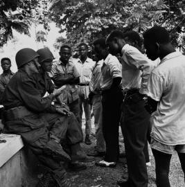 1988 / Blauhelme / Blauhelme im Kongo, 1960