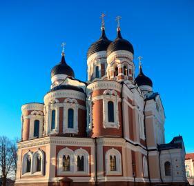 Alexander-Newski-Kathedrale, Talin, Estland