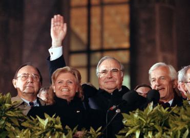 Erster Tag der Deutschen Einheit